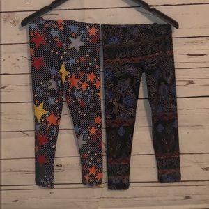 NEW (no tag) Lularoe kids leggings size S/M
